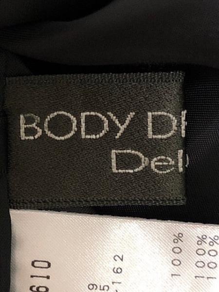 ボディドレッシングデラックス ワンピース サイズ36 S レディース美品  黒×白