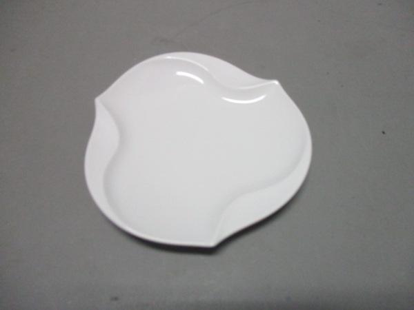 Meissen(マイセン) プレート新品同様  白 陶器