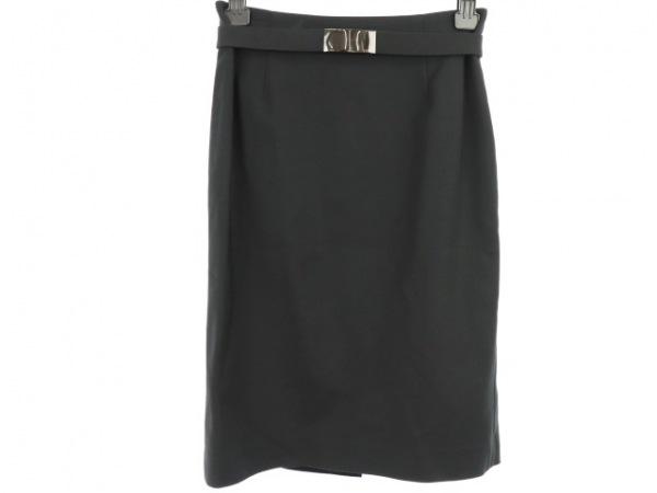 EPOCA(エポカ) スカート サイズ38 M レディース美品  黒