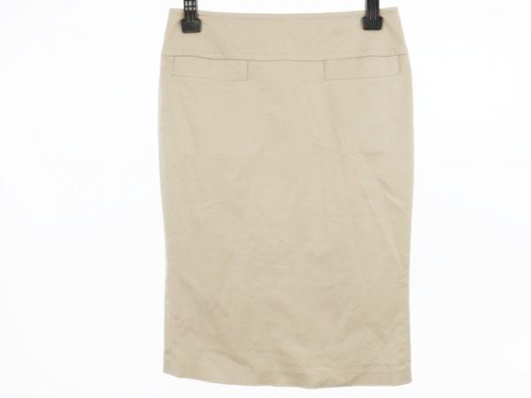 ボディドレッシングデラックス スカート サイズ7 S レディース美品  ベージュ