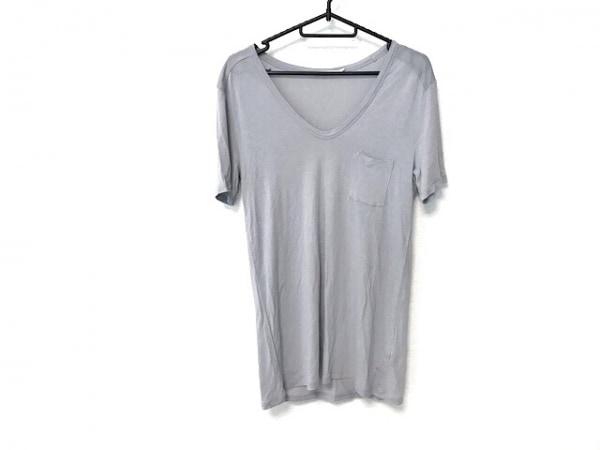TbyALEXANDER WANG(アレキサンダーワン) 半袖Tシャツ サイズXS レディース グレー