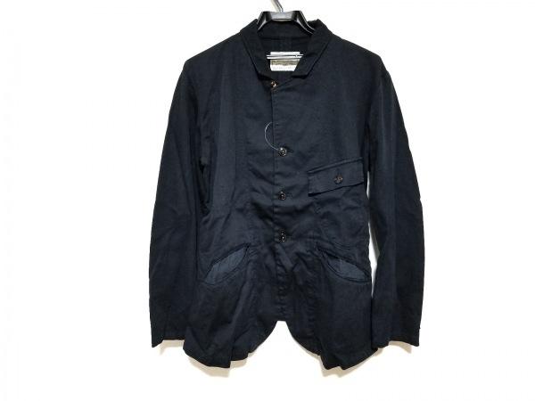 Kato'(カトー) ジャケット サイズS メンズ美品  ネイビー