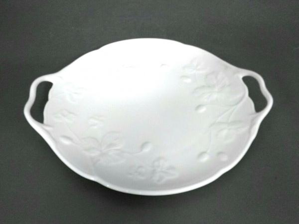 MINTON(ミントン) プレート新品同様  VICTORIA STRAWBERRY 白 陶器