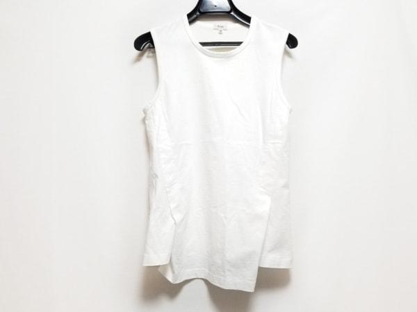 SCYE(サイ) ノースリーブTシャツ サイズ36 S レディース 白