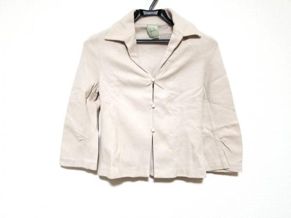 Sybilla(シビラ) ジャケット サイズM レディース美品  ベージュ