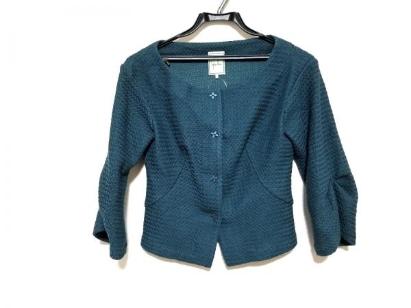 Sybilla(シビラ) ジャケット サイズM レディース美品  グリーン
