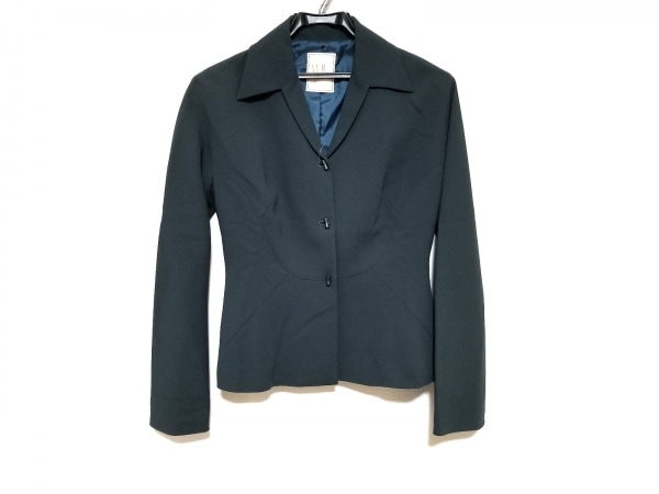 Sybilla(シビラ) ジャケット サイズM レディース美品  ダークグリーン