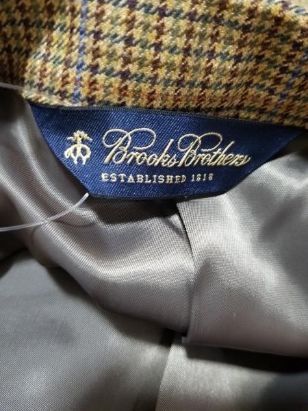 BrooksBrothers(ブルックスブラザーズ) ジャケット サイズ38SHT メンズ美品