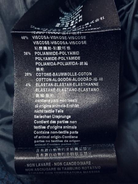GIORGIOARMANI(ジョルジオアルマーニ) ジャケット サイズ54 L メンズ美品  ネイビー