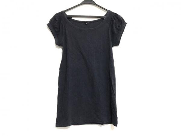 theory(セオリー) 半袖Tシャツ サイズ2 S レディース ネイビー