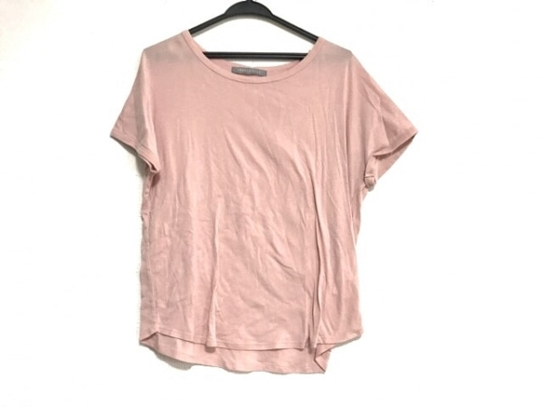 theory luxe(セオリーリュクス) 半袖Tシャツ サイズ38 M レディース美品  ピンク