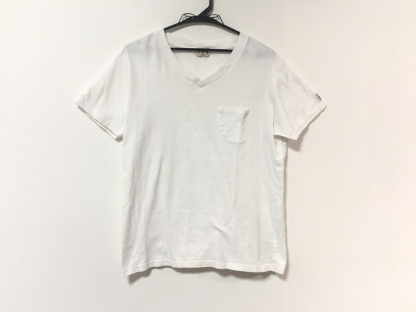 TES(テス) 半袖Tシャツ サイズS メンズ 白