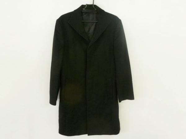 Platinum COMME CA(プラチナコムサ) コート サイズM メンズ美品  黒 冬物