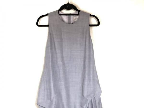 デイジーリン ワンピース レディース美品  36586 ライトグレー for FOXEY/バルーン裾