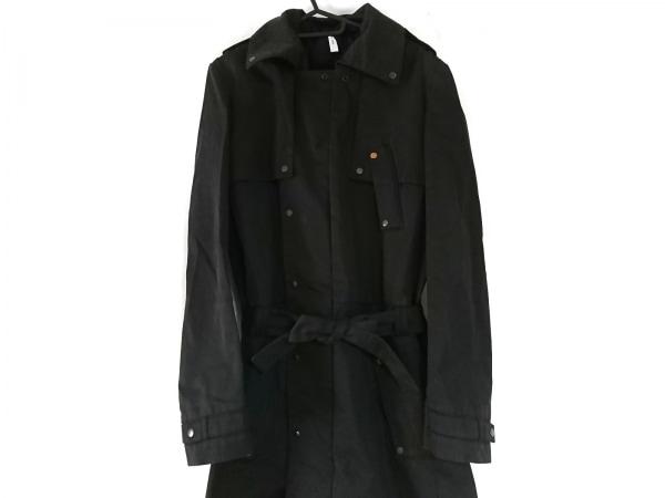 bruno Pieters(ブルーノピータース) コート サイズ44 L メンズ 黒 冬物