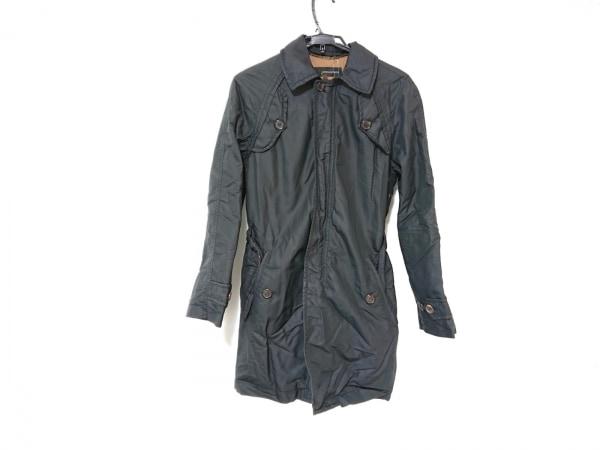 DSQUARED2(ディースクエアード) コート サイズ46 S メンズ 黒 冬物