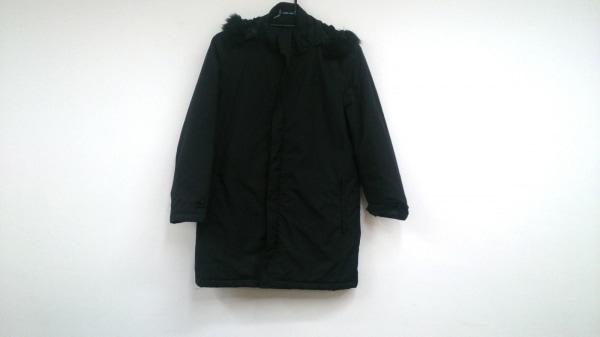 DURBAN(ダーバン) コート サイズM メンズ 黒 ジップアップ/冬物