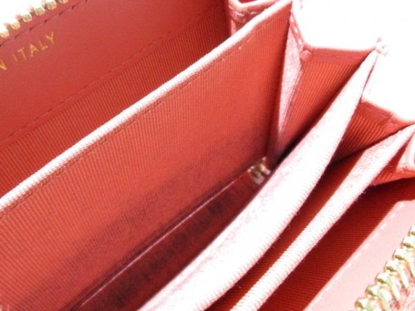 CHANEL(シャネル) コインケース美品  マトラッセ A84511 ピンク ラウンドファスナー