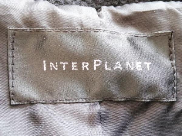 INTER PLANET(インタープラネット) コート サイズ2 M レディース 黒 冬物