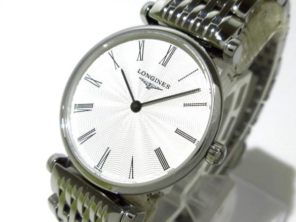 LONGINES(ロンジン) 腕時計美品  ラ グラン クラシック L4.209.4 レディース 白