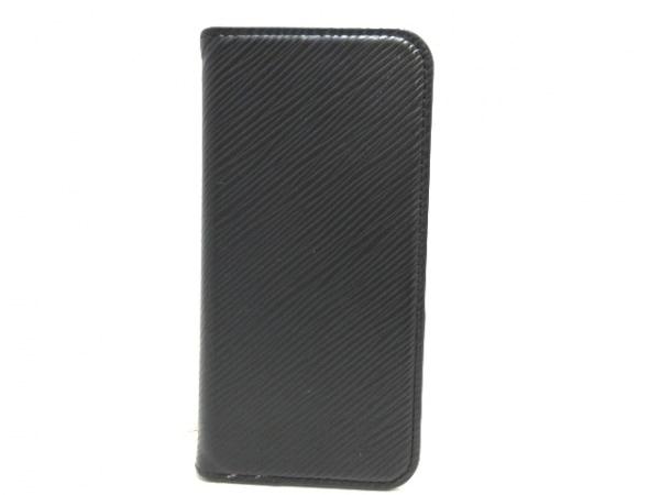 ルイヴィトン 携帯電話ケース エピ IPHONE X & XS・フォリオ M64469 ノワール