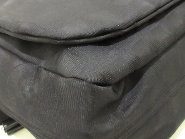 CHANEL(シャネル) ショルダーバッグ美品  ニュートラベルライン 黒 ナイロン