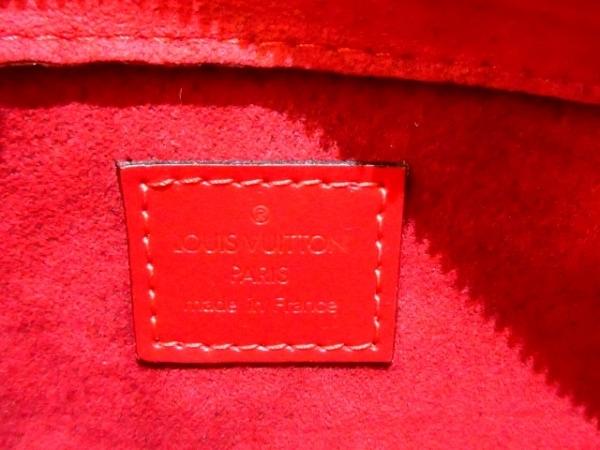 ルイヴィトン ハンドバッグ エピ美品  ポンヌフ M52057 カスティリアンレッド