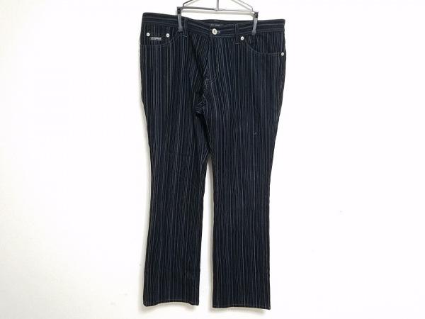 バーバリーブラックレーベル パンツ サイズ85 メンズ ストライプ