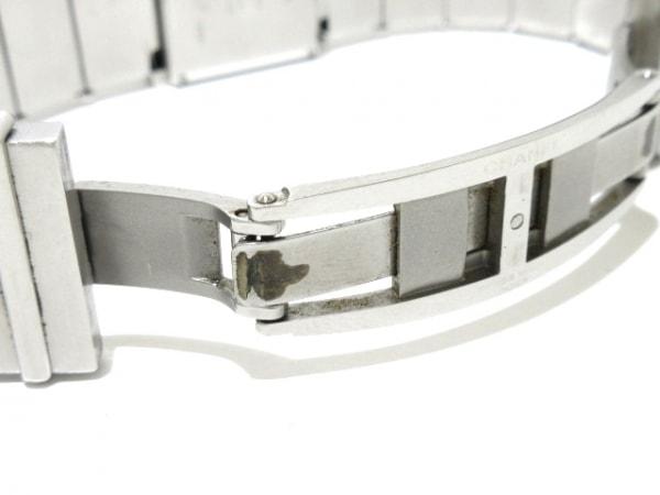CHANEL(シャネル) 腕時計 マドモアゼル H0875 レディース SS/ダイヤベゼル 黒