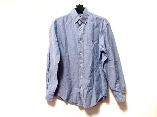 RalphLauren(ラルフローレン) 長袖シャツ サイズ4 XL メンズ ライトブルー