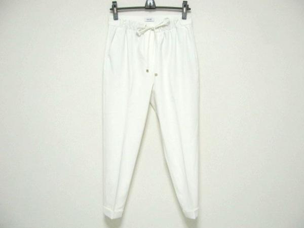 haunt(ハウント) パンツ サイズ36 S レディース美品  白