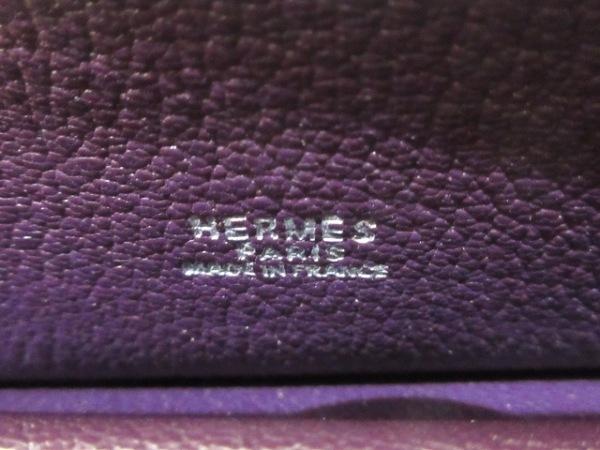 HERMES(エルメス) ショルダーバッグ カバナ レザン シルバー金具 ヴォーエプソン