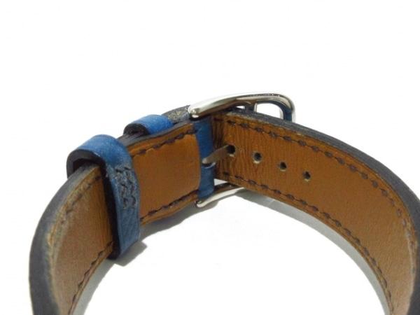 HERMES(エルメス) 腕時計 Hウォッチ ラムサス RS1.205 レディース 〇Z アイボリー