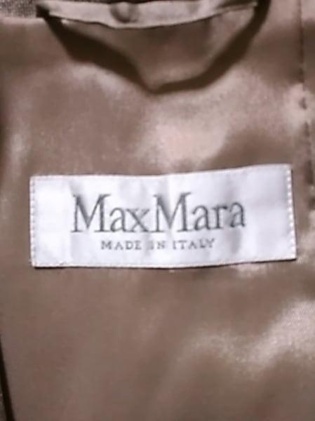 Max Mara(マックスマーラ) ジャケット サイズ40 M レディース ベージュ 肩パッド