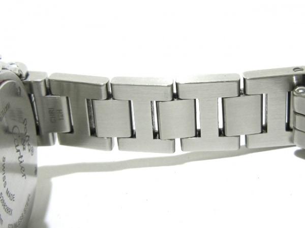 Cartier(カルティエ) 腕時計 ミスパシャSM W3140008 レディース SS ピンク