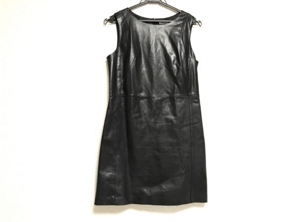 LE CIEL BLEU(ルシェルブルー) ワンピース サイズ38 M レディース 黒