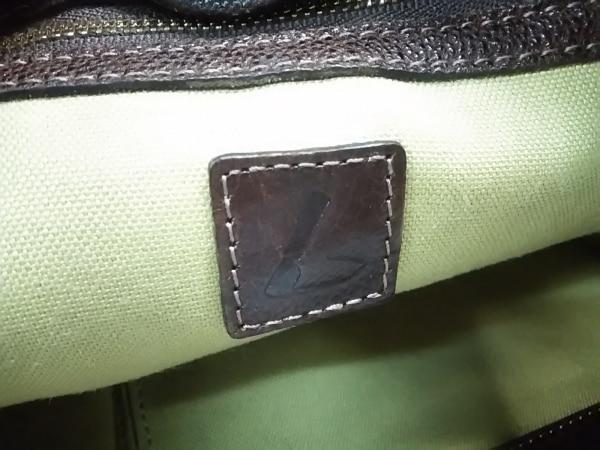 土屋鞄製造所(ツチヤカバンセイゾウショ) ショルダーバッグ ダークブラウン レザー
