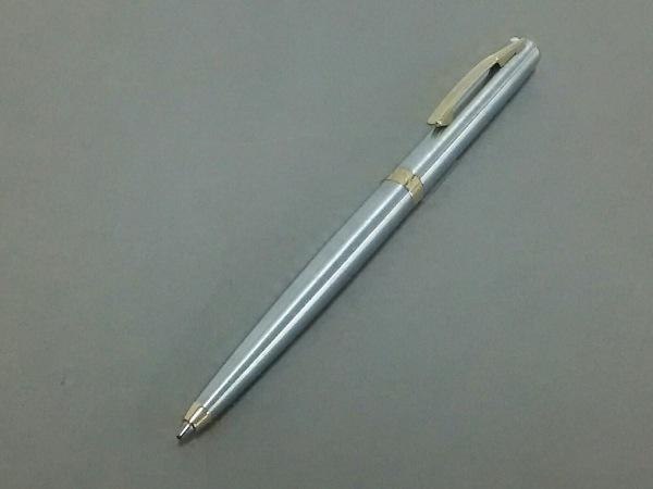 SHEAFFER(シェーファー) ボールペン美品  シルバー×ゴールド インクなし 金属素材