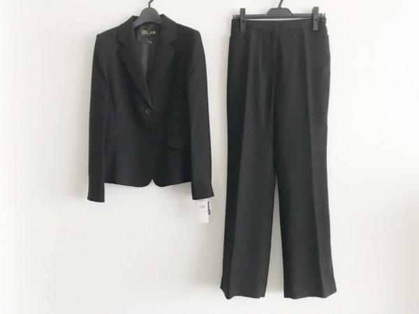 トウキョウソワール レディースパンツスーツ サイズ9 M レディース新品同様  黒