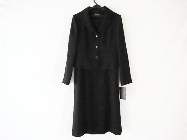 JUNKO SHIMADA(ジュンコシマダ) ワンピーススーツ レディース美品  黒
