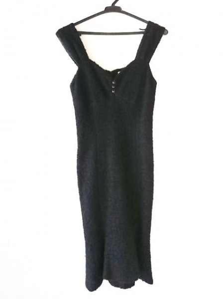 Luxjewel(ラグジュエル) ワンピーススーツ サイズ39 レディース 黒