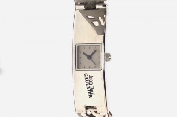 JeanPaulGAULTIER(ゴルチエ) 腕時計 5431-A05249 レディース シルバー