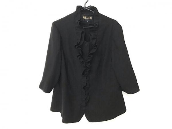 Tokyo Soir(トウキョウソワール) レディースパンツスーツ サイズ11 M レディース 黒