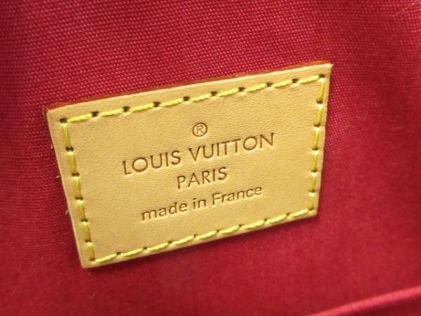 LOUIS VUITTON(ルイヴィトン) ハンドバッグ モノグラムヴェルニ美品  モンタナ M90084