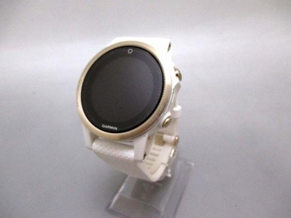 GARMIN(ガーミン) 腕時計美品  Fenix5S(日本版) 010-01685-45 ボーイズ 黒