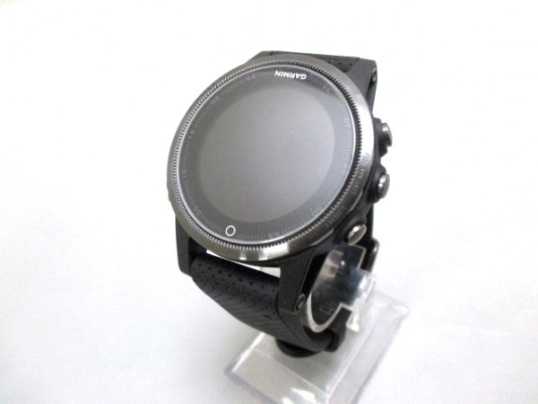 GARMIN(ガーミン) 腕時計美品  Fenix5S(日本版) 010-01685-44 ボーイズ 黒
