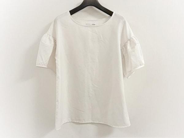 rous(ラス) 半袖カットソー サイズ36 S レディース美品  アイボリー