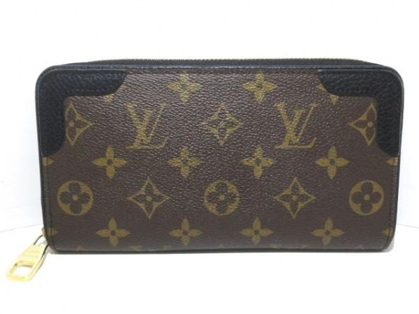 ルイヴィトン 長財布 モノグラム 19×10 cm美品  ジッピーウォレット レティーロ