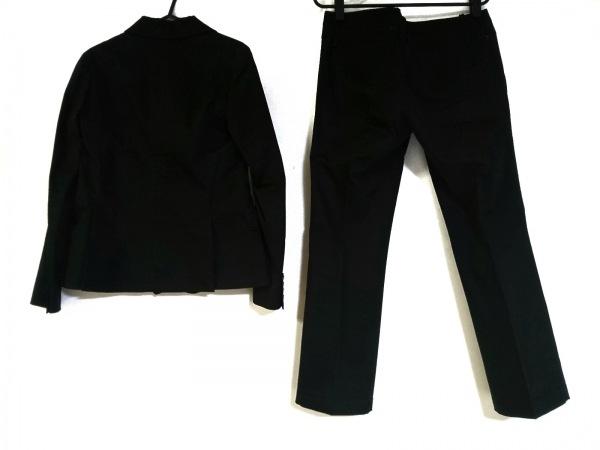 mocassin(モカシン) レディースパンツスーツ レディース 黒