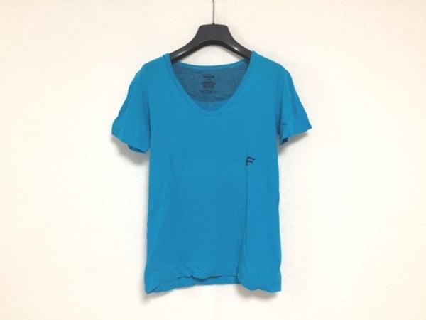 FACETASM(ファセッタズム) 半袖Tシャツ サイズM レディース ブルー